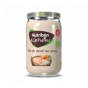 Nutriben ecopotitos pollo del corral con arroz (235 g)