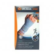 Orliman sport muñequera elastica (os6260/3)