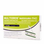 Multidrog drogas marihuana 1 test