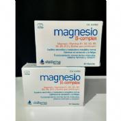 Magnesio b complex (30 capsulas)