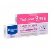 Mustela crema balsamo 1 2 3 pack
