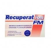 Recuperat-ion fm sin azucar sabor naranja (20 sobres)