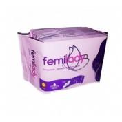 Compresas higienicas femeninas - femilady dia (10 u)