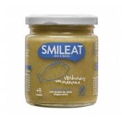 Smileat eco verduras con merluza 230 g