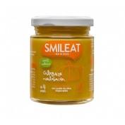 Smileat eco calabaza y calabacin  230 g