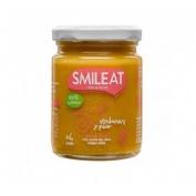Smileat eco pavo con verduras 230 g