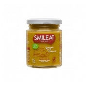 Smileat eco ternera con verduras 230 g