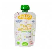 Smileat eco pouch de frutas variadas 100gr