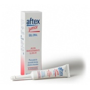 Aftex junior gel oral (15 ml)