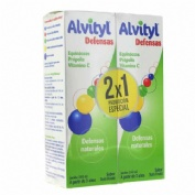 Alvityl defensas jarabe (240 ml)