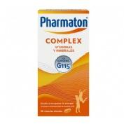 Pharmaton complex (90 capsulas)