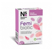 Ns femibiotic (30 capsulas)