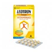 Leotron vitaminas (60 comprimidos)