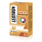 Leotron vitamina c (36 comprimidos efervescentes)