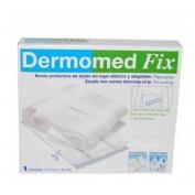 Dermomed fix - aposito autoadhesivo (banda 75 cm x 8 cm)