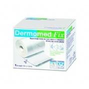 Esparadrapo hipoalergico - dermomed fix tejido sin tejer (10 m x 10 cm)