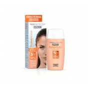 Fotoprotector isdin spf-50 fusion water color (50 ml)