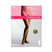 Panty comp normal 140 den - farmalastic (camel t- med)
