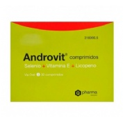 Androvit (30 comprimidos)