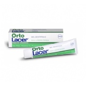 Ortolacer gel dentifrico (menta  75 ml)