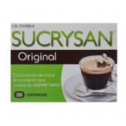 Sucrysan comp - aspartamo (300 comprimidos)