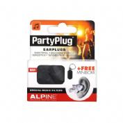 Filtro auditivo partyplug alpine