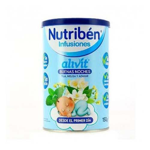 Nutriben infusiones alivit buenas noches (150 g)
