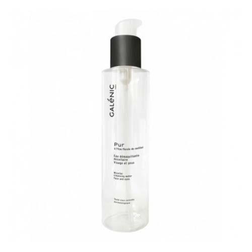 Galenic pur agua micelar suavizante (200 ml)