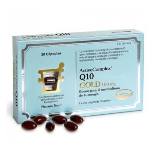 Activecomplex q10 gold (100 mg 30 capsulas)