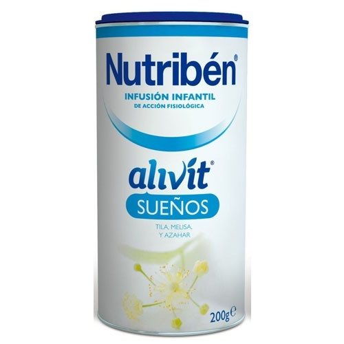 Nutriben infusion alivit noche (200 g)