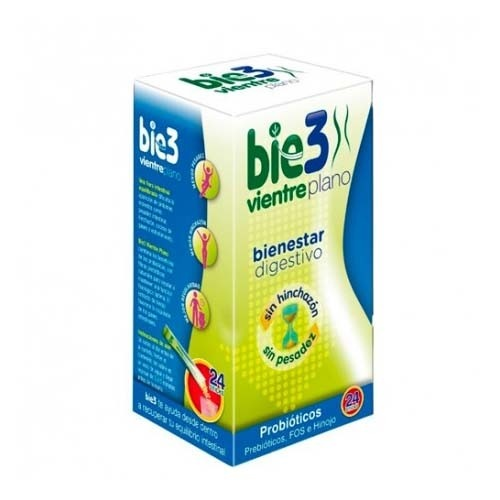 Bie3 vientre plano (24 sticks solubles)