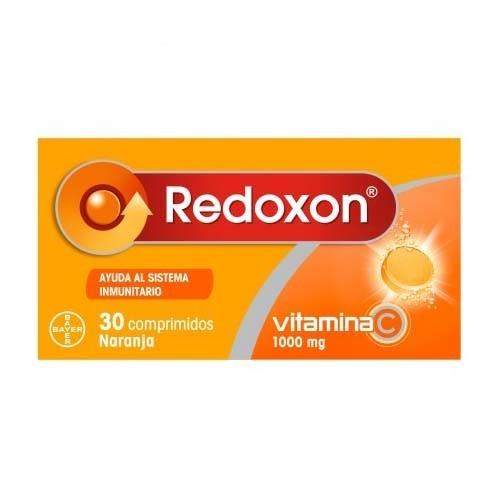 Redoxon vit c (30 comprimidos efervescentes sabor naranja)