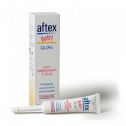 AFTEX BABY GEL ORAL (15 ML)