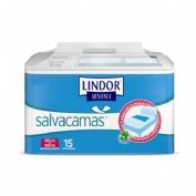 LINDOR AUSONIA SALVACAMAS (60 X 1,80 CM 15 U 6 PAQUETES)