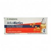 Arkobiotics jalea real y defensas (adultos 7 unidosis)