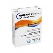 NEURAPAS COMPRIMIDOS RECUBIERTOS, 60 comprimidos