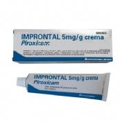 IMPRONTAL 5 mg/g CREMA , 1 tubo de 60 g