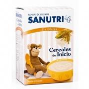 Sanutri papilla cereales sin gluten (600 g (300 g 2 bolsas))