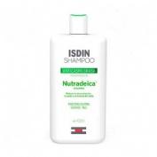 Isdin shampoo anticaspa grasa nutradeica (400 ml)