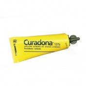 CURADONA 100 mg/ml SOLUCION CUTANEA, 1 frasco de 60 ml