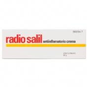 RADIO SALIL ANTIINFLAMATORIO CREMA , 1 tubo de 60 g