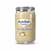 Nutriben manzana y platano (1 potito 235 g)