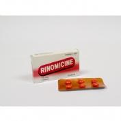 RINOMICINE COMPRIMIDOS RECUBIERTOS , 6 grageas
