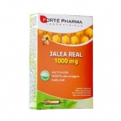 Forte jalea real 1000 mg (20 ampollas 10 ml)