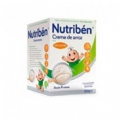 Nutriben crema de arroz (600 g)