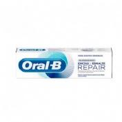 Oral-b pasta encias & esmalte repair blanqueante (1 envase 75 ml + 1 envase 25 ml)