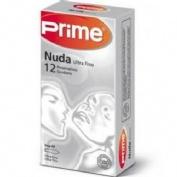 PRIME NUDA - PRESERVATIVOS (12 U)