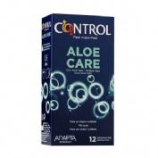 Control aloe care - preservativos (12 u)