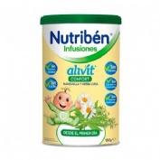 Nutriben infusiones alivit confort (150 g)