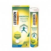 Leotron magnesio (30 comprimidos efervescentes)